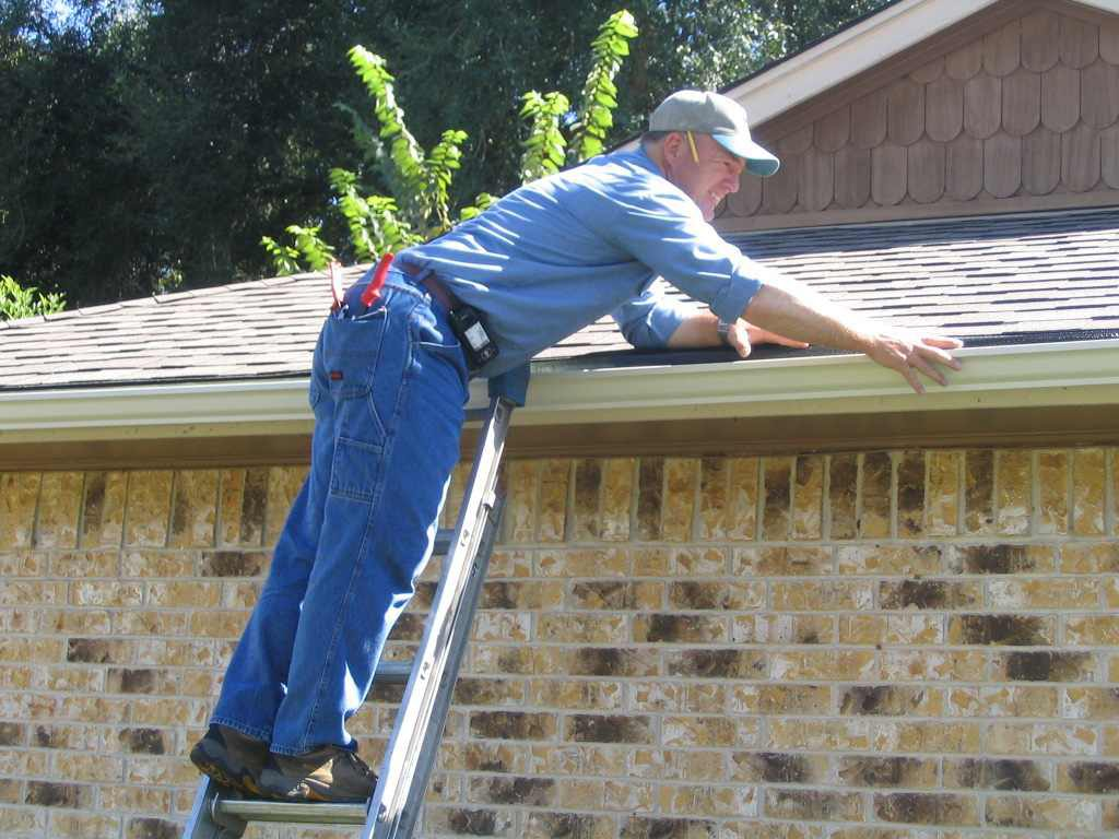 Roof Repaired From Professionals