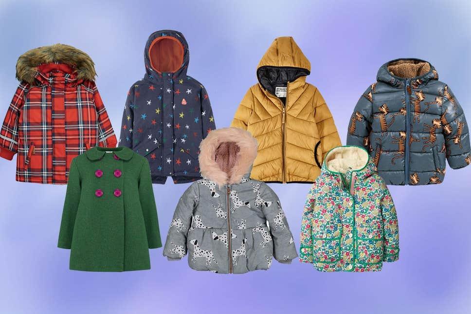 Buy Best Winter Jacket For Kids