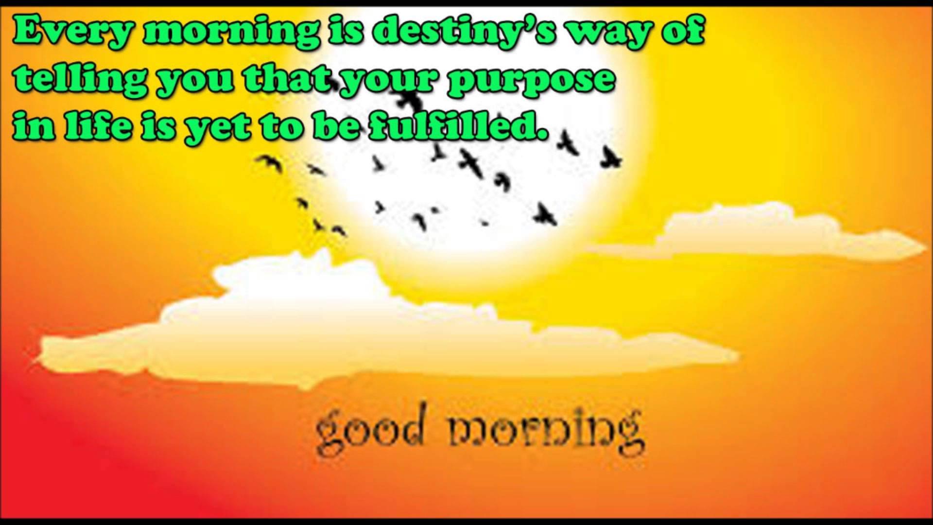 Life Style Good Morning My Love Quotes Leadformance Magazine Uk