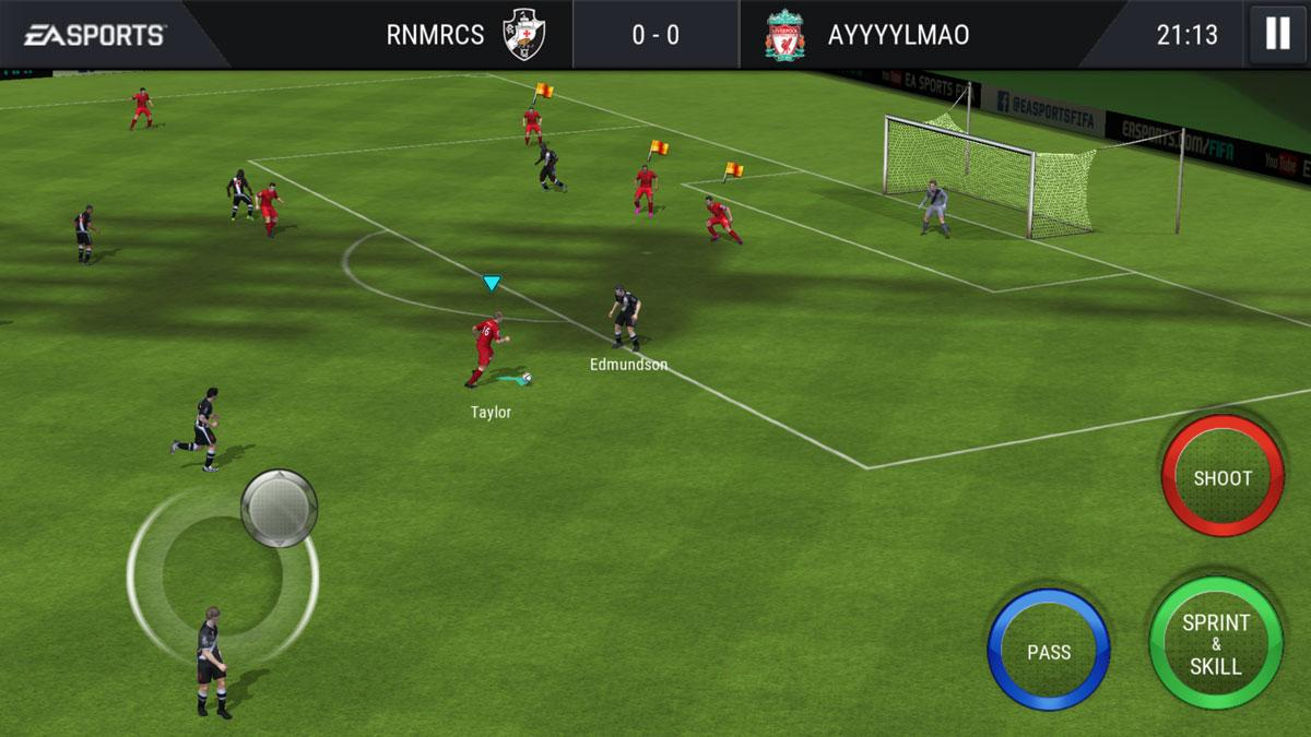 Mobile Soccer Games