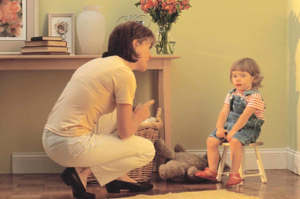 Discipline Children the Correct Way