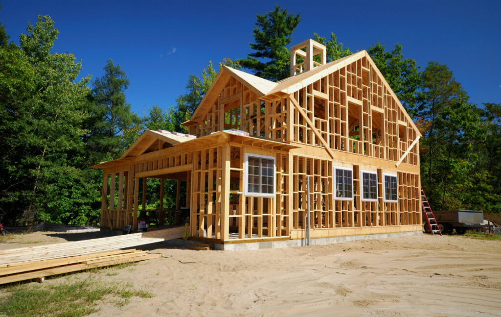 Start Building Your House