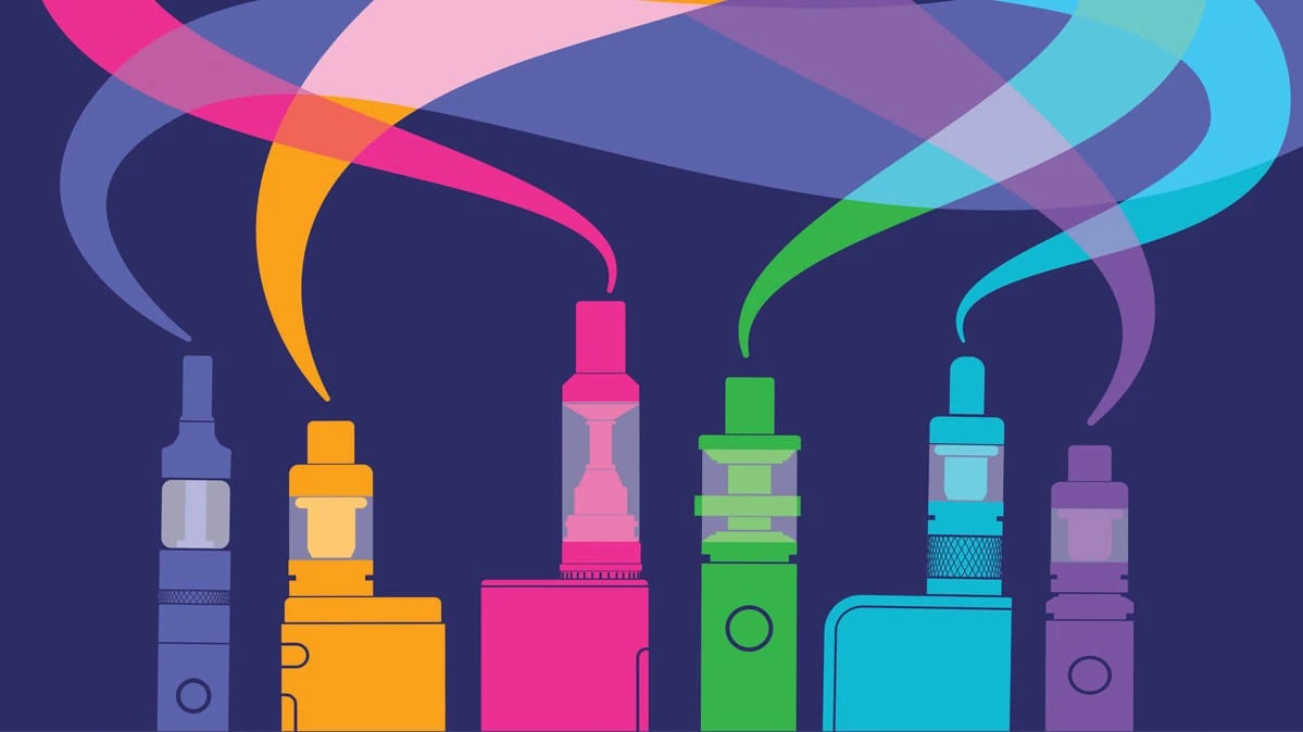 The Top Trends In The Vaping Industry.